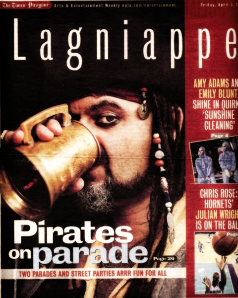 Lagniappe cover 2 apr 2009
