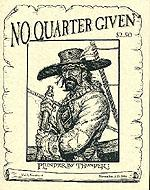 No Quarter Given Magazine