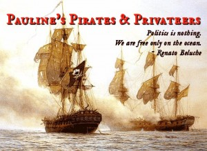 Paulines Pirates & Privateers