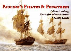 Paulines Pirates & Privateers