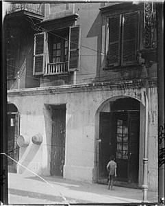 Pedesclaux-Lemonnier-House-c1926-Arnold- Genthe
