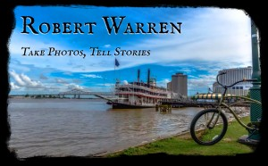 Robert Warren framed