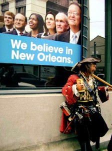 We Believe In New Orleans (w. Capt.Thom Bedlam)