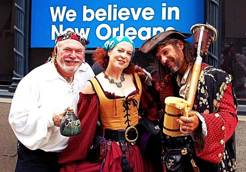 We Believe In New Orleans
