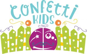 This image has an empty alt attribute; its file name is confetti-kids-logo-300x187.jpg