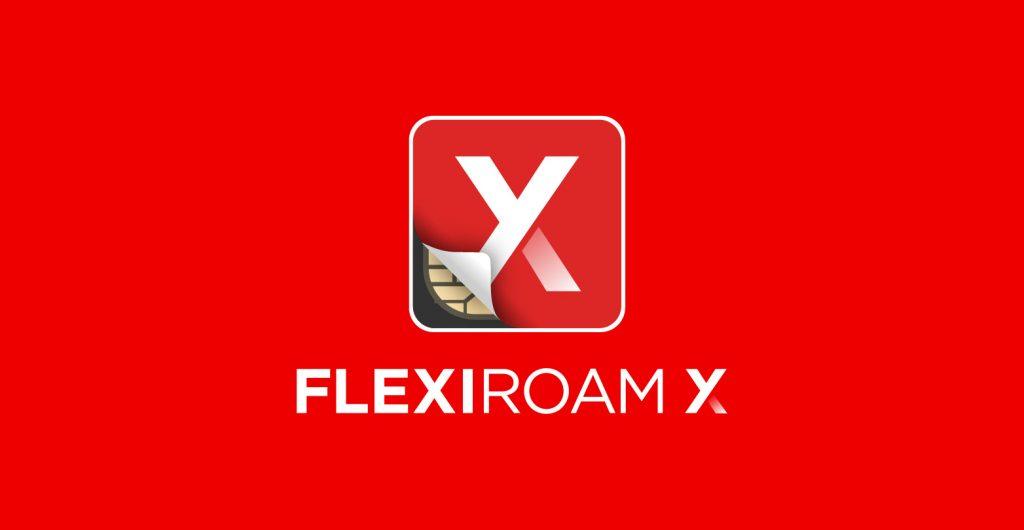 Flexiroam logo