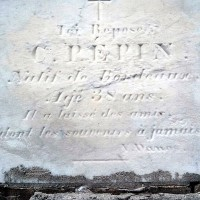 C. Pepin (relation of Lafon)